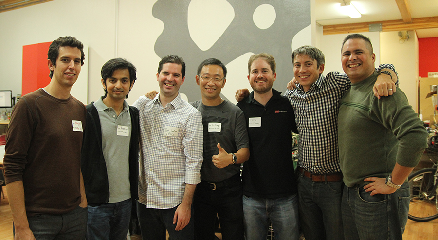 Stanford University ME218 Alumni BBQ