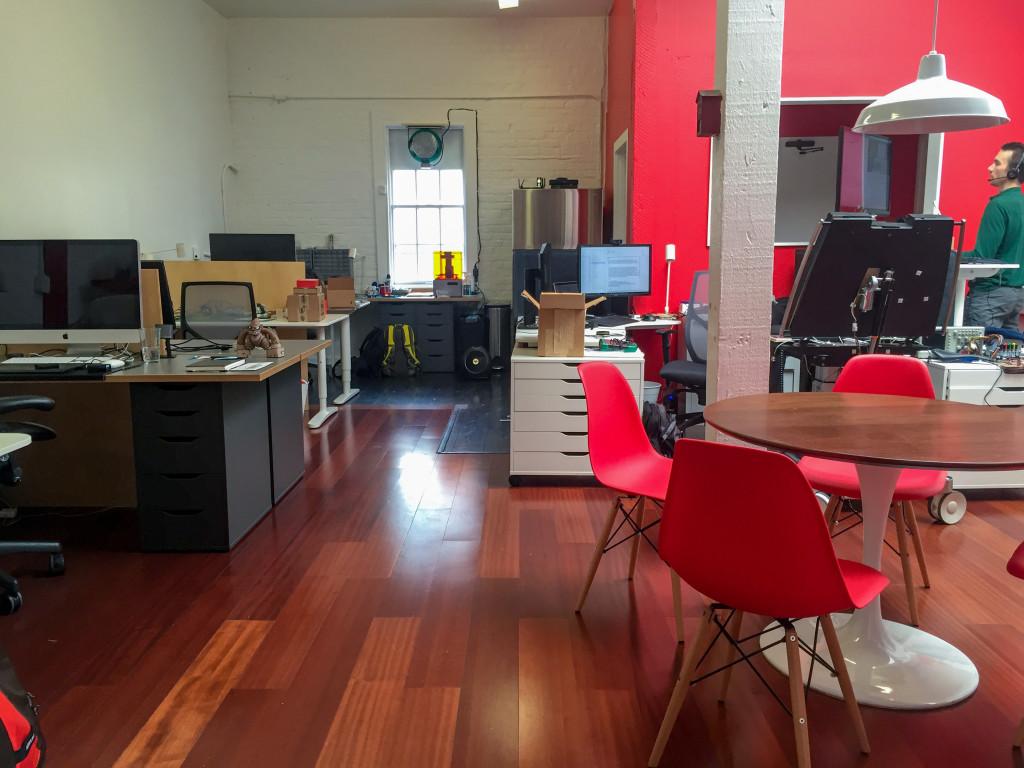 New Location San Francisco Office