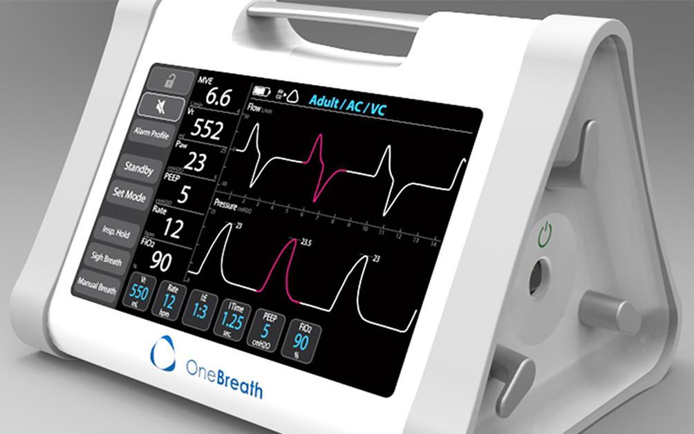 One Breath Ventilator