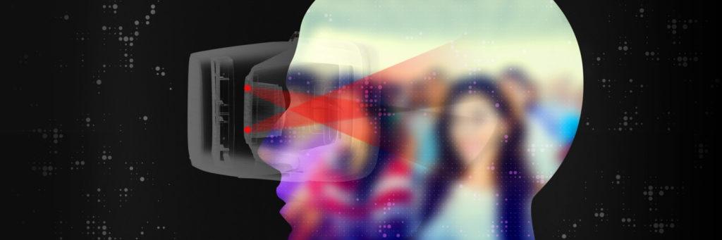 CES Tobii VR Eye Tracker