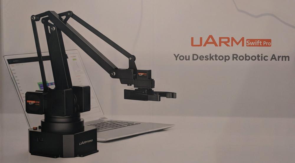 CES Robotic Arm